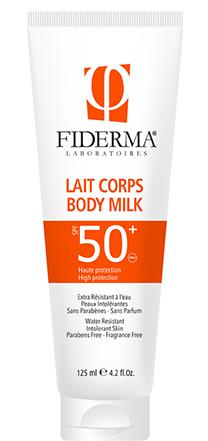 Spf 50+ Body Milk